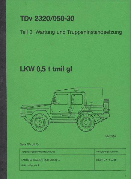 Reparaturanleitung VW Iltis - Oldtimer Buchhandel